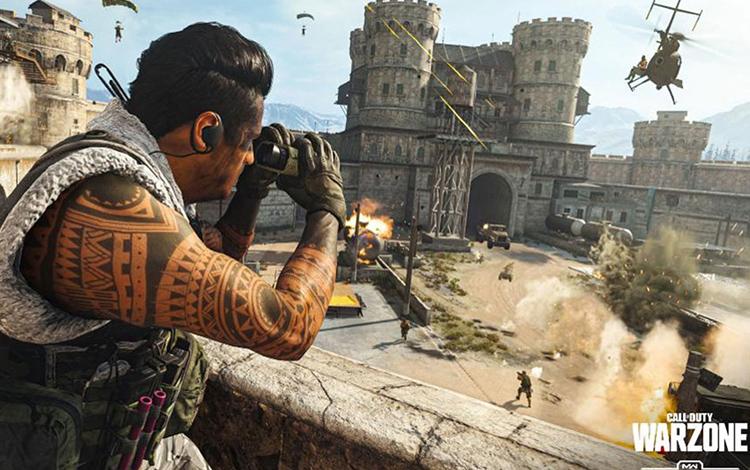 Các kinh nghiệm cần thiết khi chơi Call of Duty Warzone