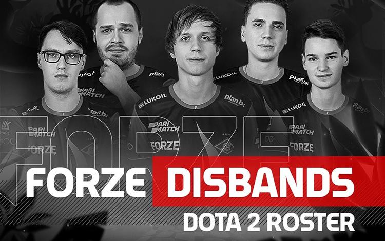 ForZe kick toàn bộ đội hình Dota 2 bởi thái độ không đúng mực khi thi đấu