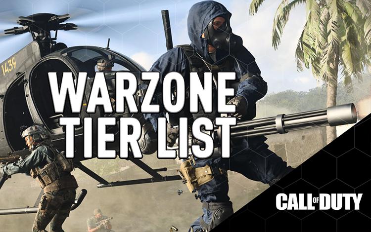 Tổng hợp vũ khí trong Call of Duty Warzone: Những con số người chơi cần biêt