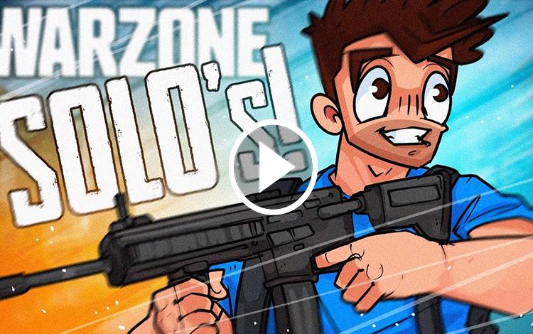Đây là cách mà shroud hủy diệt chế độ Solo trong Call of Duty: Warzone