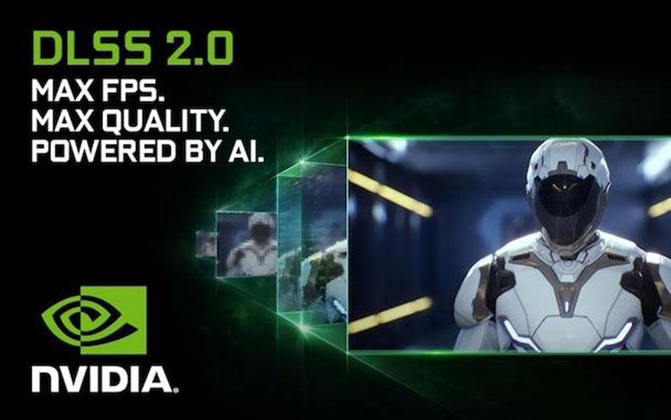 Nvidia ra mắt công nghệ DLSS 2.0 dùng AI tối ưu hình ảnh