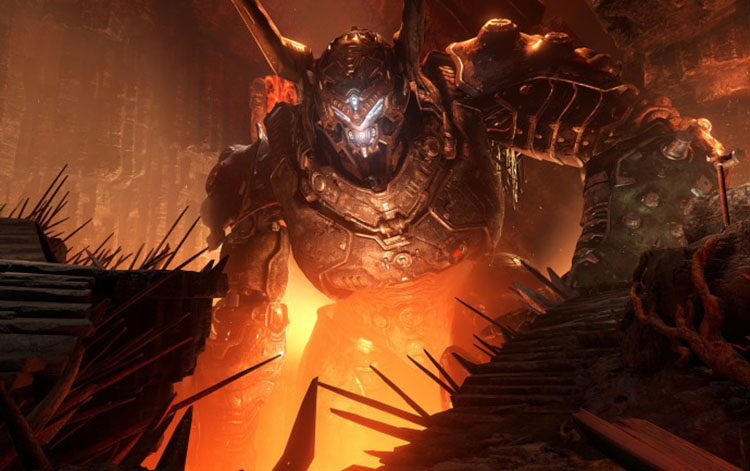 Game thủ đua nhau lập kỷ lục phá đảo Doom Eternal nhanh nhất