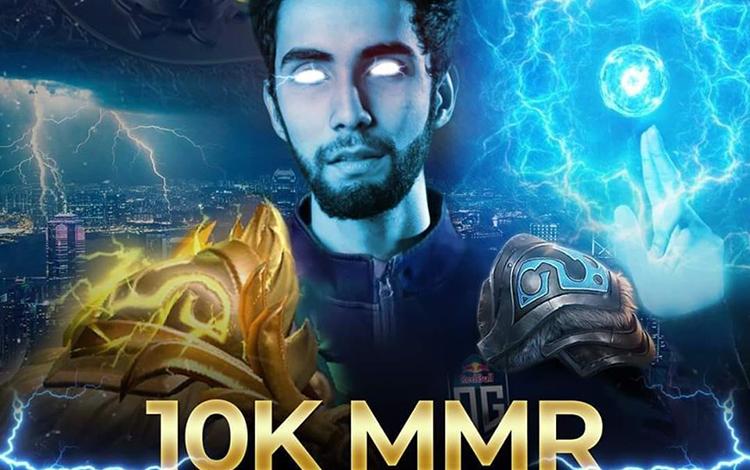 """""""Câu lạc bộ 10.000 MMR"""" xuất hiện TI Winner đầu tiên: Xứng danh nhà vua"""