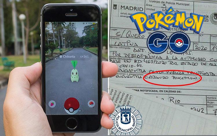Bi hài câu chuyện lão tướng 77 tuổi bị cảnh sát bắt khi chơi Pokémon GO