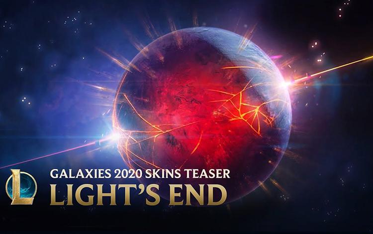 Giống trang phục PAX, các skin Vô Hạn Thiên Hà 2020 sẽ cực khó để sở hữu