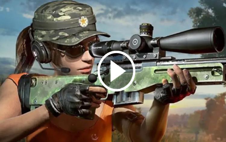 Những pha xử lý đỉnh cao của các Sniper trong PUBG