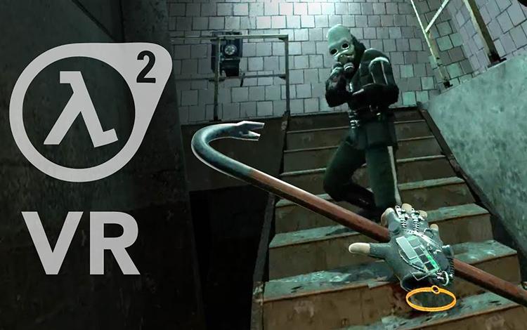 Xuất hiện bản mod Half-Life 2 VR sử dụng nền tảng engine của Half-Life: Alyx