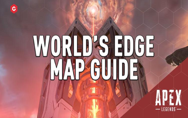 Top 5 địa điểm loot lý tưởng nhất trong World's Edge Season 4 của Apex Legends