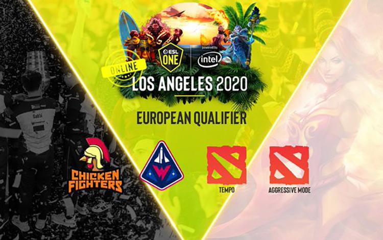Khích tướng ESL, FlyToMoon nhận trái đắng tại vòng loại ESL Los Angeles khu vực châu Âu