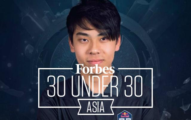 Ana xuất hiện trong top 30 người có sức ảnh hưởng nhất châu Á của tạp chí Forbes
