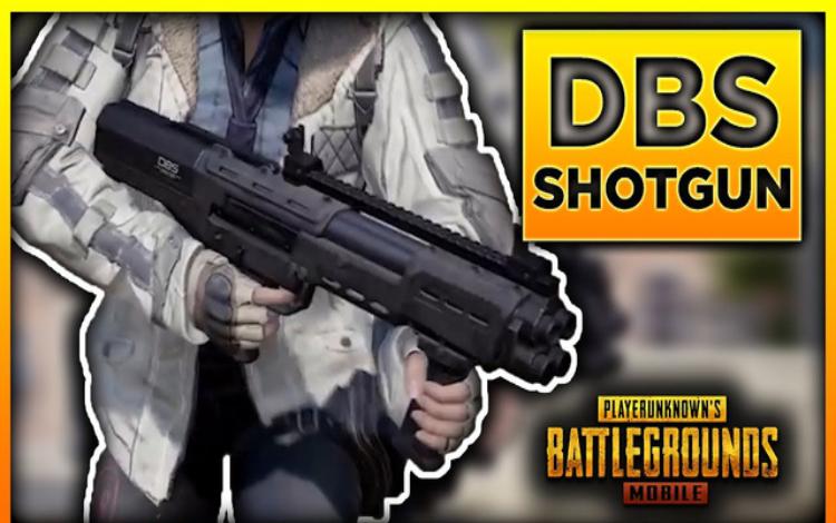 """Tìm hiểu DBS - """"Ông vua"""" của dòng Shotgun trong PUBG"""