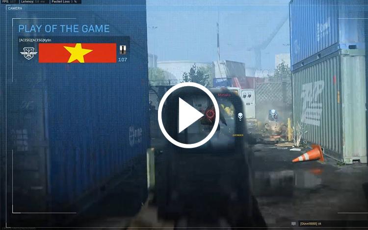 Khi huyền thoại Kylin trổ tài trong Call of Duty: Modern Warfare - Phần 2