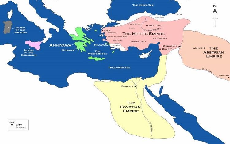 Hittite: Liệu trong AoE DE có gì khác?