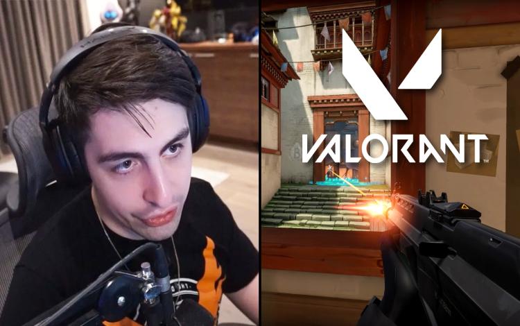 Shroud cho rằng Valorant là một tựa game quá dễ để tiếp cận
