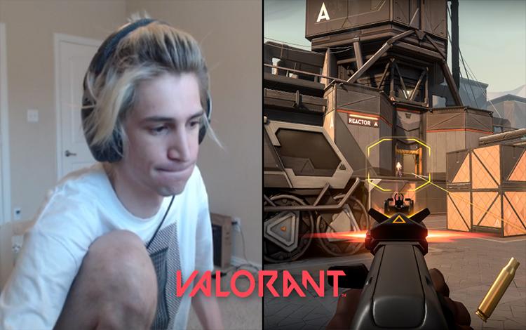 """Félix """"xQc"""" Lengyel lên tiếng phản bác lại các pro player CS:GO và cho rằng Valorant là tựa game khó tiếp cận"""