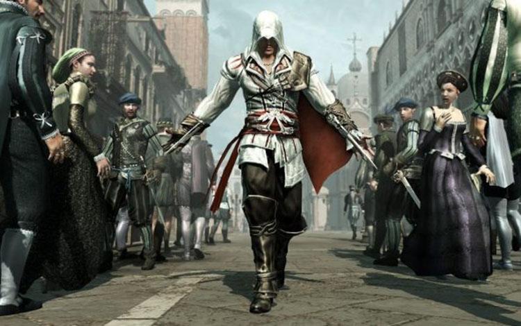 Ubisoft miễn phí siêu phẩm Assassin's Creed II