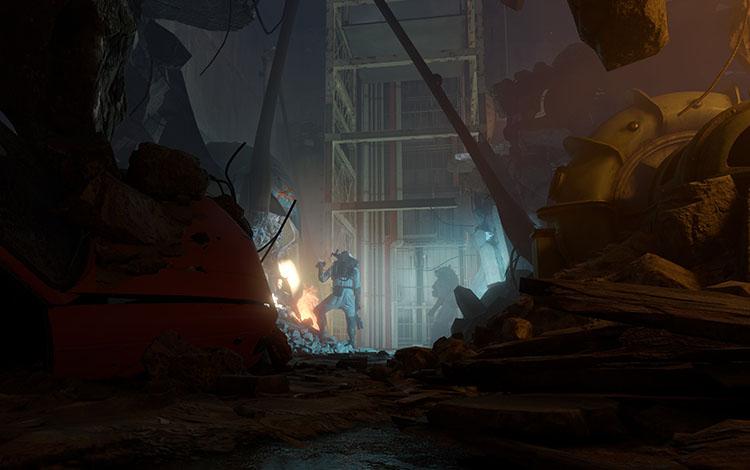 """Cộng đồng modder """"bẻ khóa"""" VR thành công cho Half Life: Alyx"""
