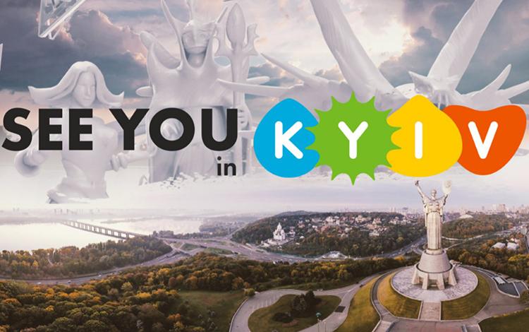 Kiev chính thức gia nhập cuộc đua giành quyền đăng cai The International 11