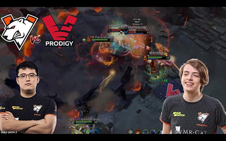 WePlay! Pushka League: VP vs VP.Prodigy - Huynh đệ tương tàn