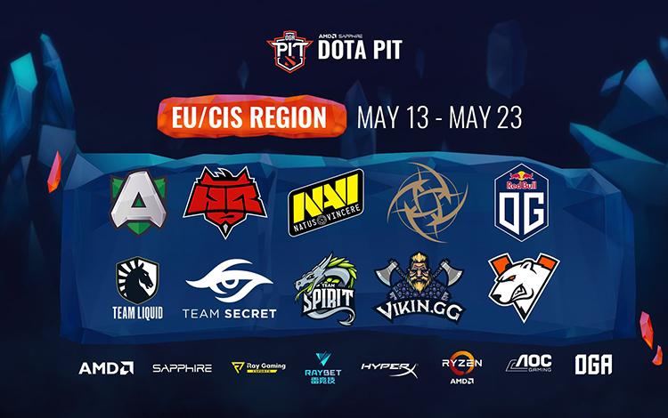 Thêm một sân chơi Online lớn dành cho các đội tuyển Dota 2 hàng đầu châu Âu