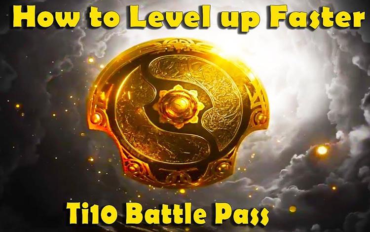 Hướng dẫn cày và nâng cấp Battle Pass TI10 nhanh nhất, hiệu quả nhất