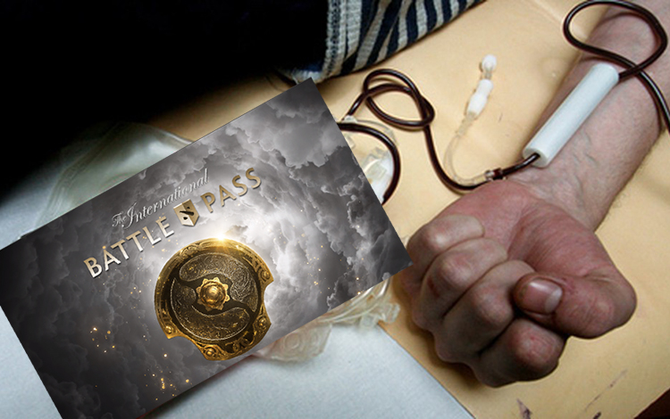 """Hàng chục triệu """"lít máu"""" đã được gửi đến Valve chỉ sau 3 ngày kể từ khi ra mắt Battle Pass"""