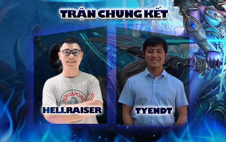 Xác định 2 tuyển thủ có mặt trong trận chung kết của Warcraft 3 Melee GTV Plus Tuần 1