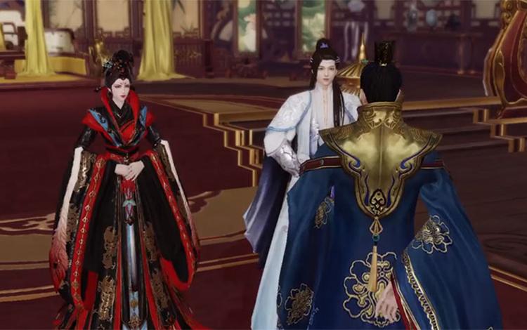 Game thủ phát cuồng với hệ thống nhân vật phản diện của Tỷ Muội Hoàng Cung