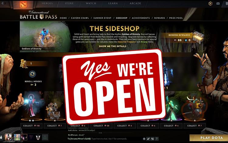 """Chủ Sideshop nhận được lệnh """"ân xá"""", chính thức mở cửa trở lại từ ngày hôm nay"""