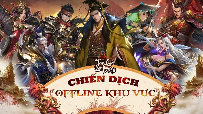 """Cộng đồng game thủ Tam Quốc Liệt Truyện """"rần rần"""" tự tổ chức Offline"""