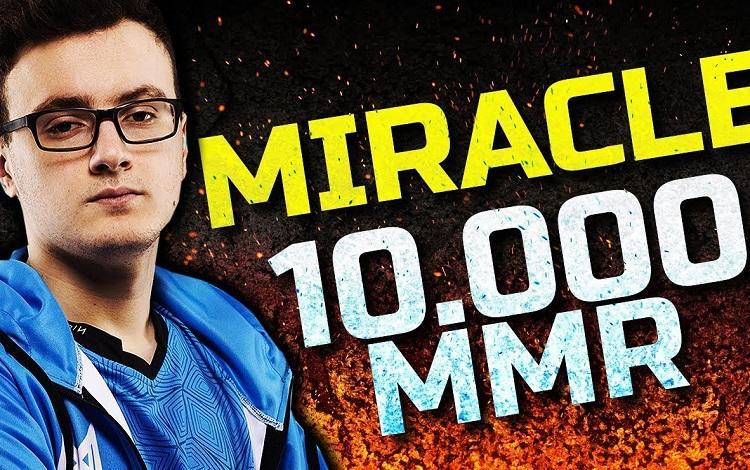 """9K MMR đầu tiên trên thế giới cuối cùng cũng gia nhập """"câu lạc bộ 10.000"""""""