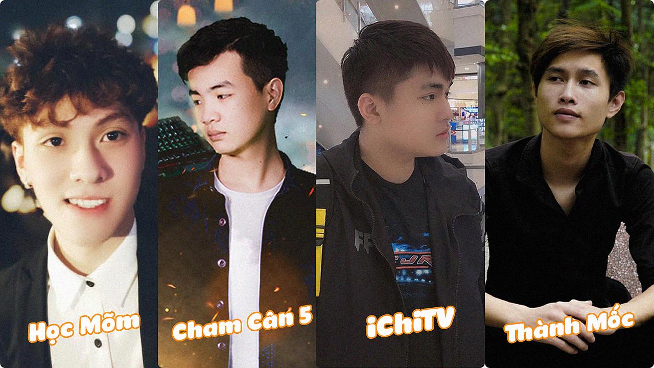 4 chàng trai trẻ vượt khó để trở thành streamer nổi tiếng của làng  Free Fire Việt: Tài không đợi tuổi