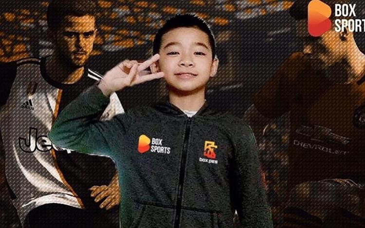 Chơi tennis với đối thủ số 1 Hàn Quốc, cậu bé 12 tuổi Việt Nam được tôn vinh thành thần đồng PES 2020