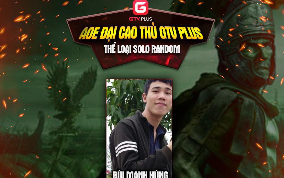GTV Plus AoE Đại Cao Thủ Mùa 2: Tân vương đã có chủ