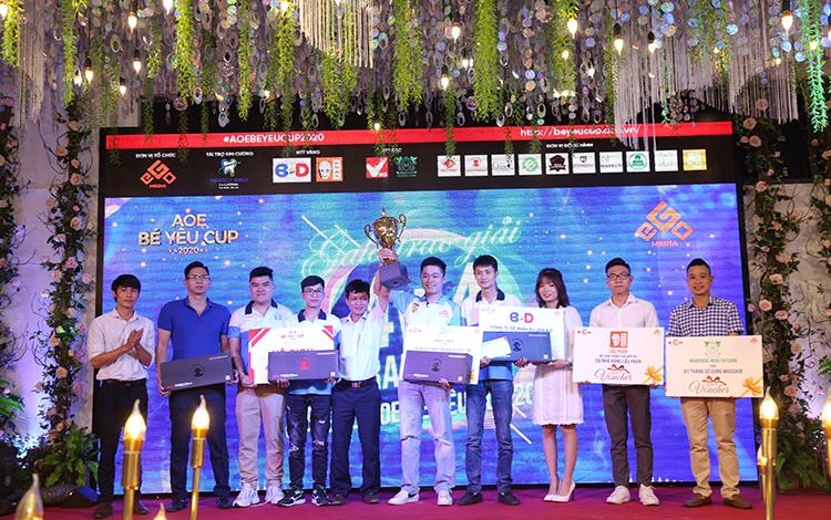 AoE Bé Yêu Cup 2020: Giải đấu của những điều kỳ lạ