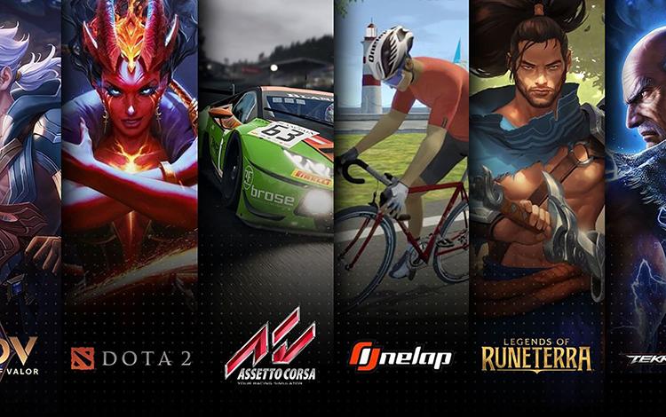 Liên Quân Mobile sẽ là một trong 6 bộ môn Esports tranh tài tại AMIAG 2020