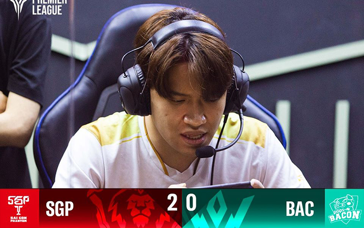 Saigon Phantom sáng cửa vào vòng playoff APL 2020