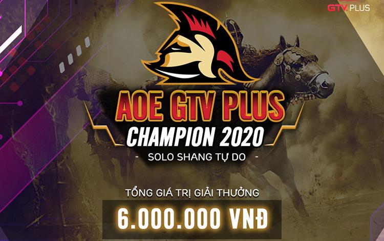 AoE GTV Champion 2020 chính thức chốt đăng ký với số lượng game thủ kỷ lục