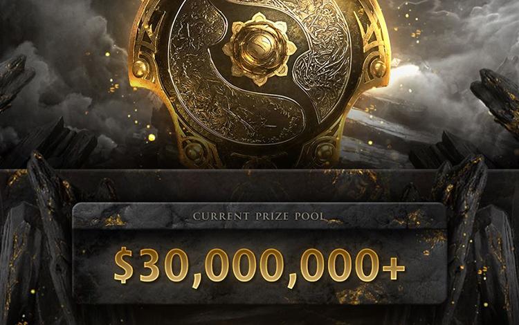 Tiền thưởng TI10 chính thức cán mốc 30 triệu Đô La sau tròn 2 tháng ra mắt
