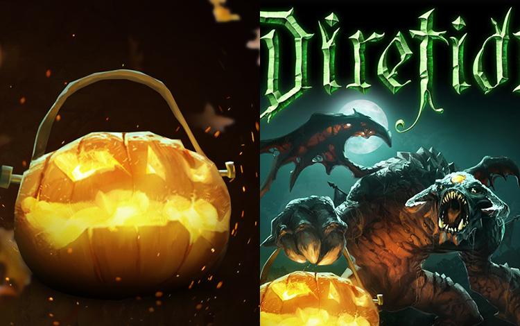Valve úp mở về sự kiện Halloween dành cho Dota 2 vào tháng 10?
