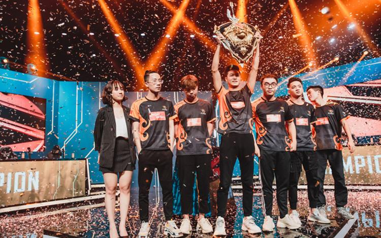 Lịch thi đấu vòng bảng ĐTDV Mùa Đông 2020: Đại chiến SGP vs FL xuất hiện ở tuần 3