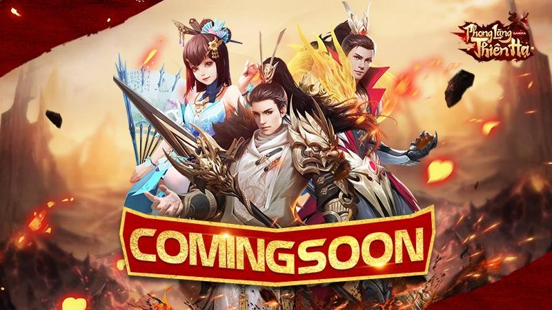 Phong Lăng Thiên Hạ tung ảnh Việt hóa cùng trailer  xứng danh game kiếm hiệp 3D siêu thực