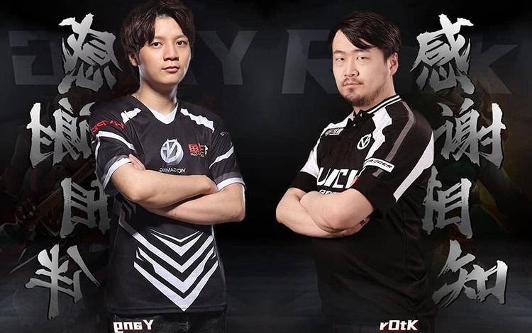 Yang và vua Throw Game khăn gói rời Vici Gaming
