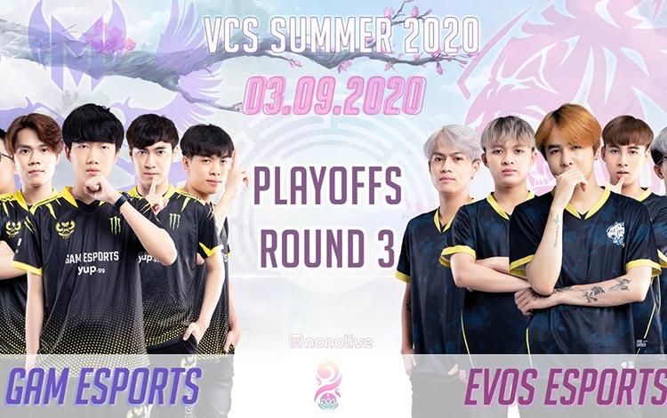 Bán kết nhánh thua VCS mùa hè 2020: GAM tái ngộ Flash trong trận chung kết tổng