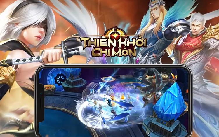 Thiên Khởi Chi Môn tặng gift-code cho game thủ Việt