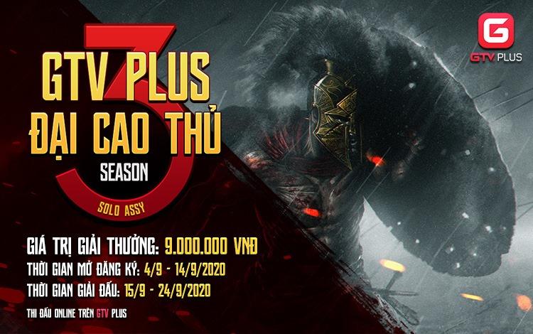 GTV Plus Đại Cao Thủ mùa 3 - Vũ Điệu Cung R chính thức khai mở đăng ký