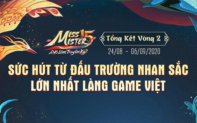 Lộ diện 120 thí sinh tiềm năng tiến vào Bán kết Miss & Mister Võ Lâm Truyền Kỳ 15
