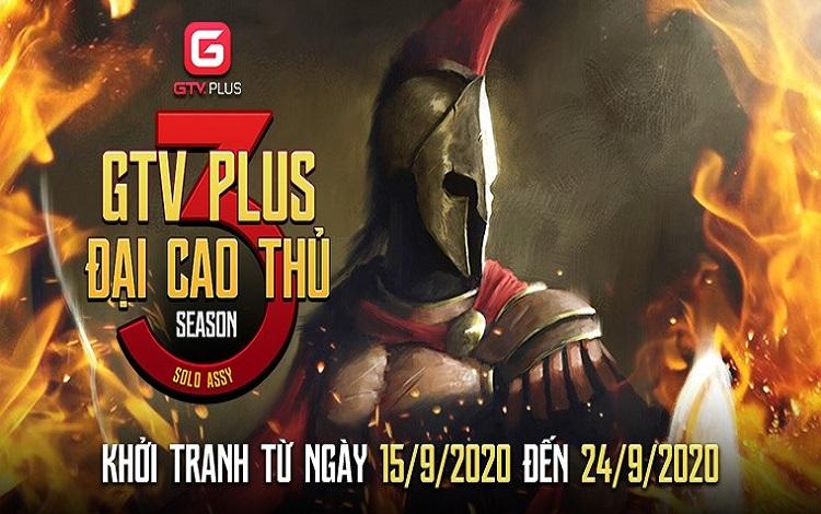 GTV Plus Đại Cao Thủ mùa 3 - Xác định được những cái tên lọt vào vòng 1/16