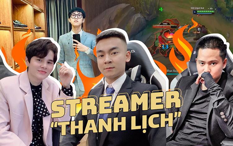 """Quang Cuốn, Hà Tiều Phu, Duy còm, Gầy Best Leesin lập hẳn team """"Thanh Lịch"""" đi livestream"""