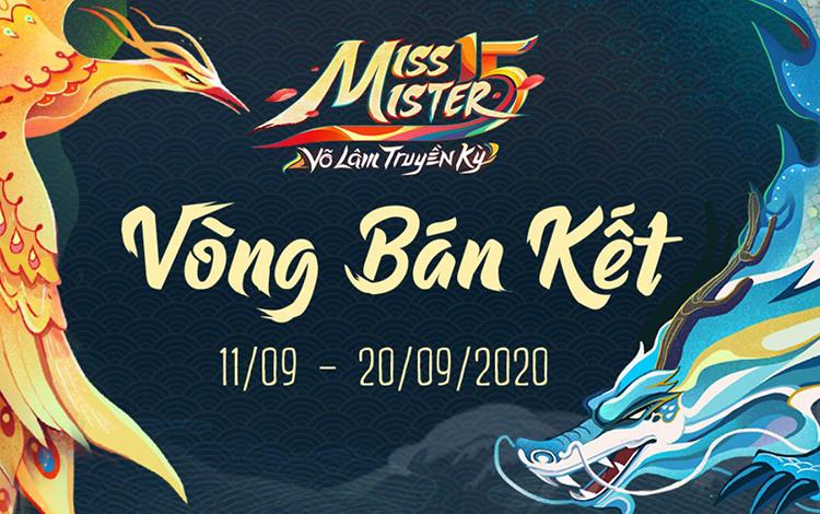 Miss & Mister VLTK 15: Hơn 9 triệu Hoa Hồng được trao gửi và gần 100,000 lượt tương tác trên kênh Youtube